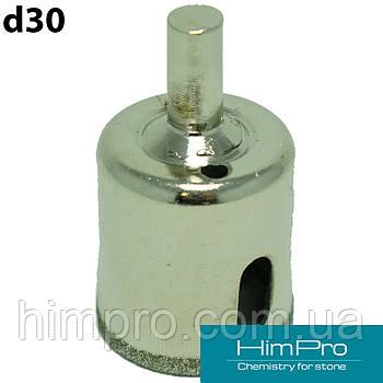 D30 Сверло для мрамора, стекла