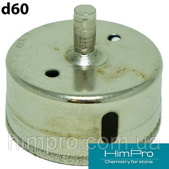 D60 Сверло для мрамора, стекла