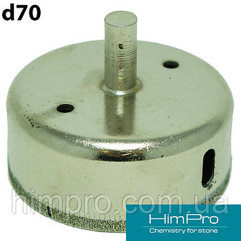 D70 Сверло для мрамора, стекла