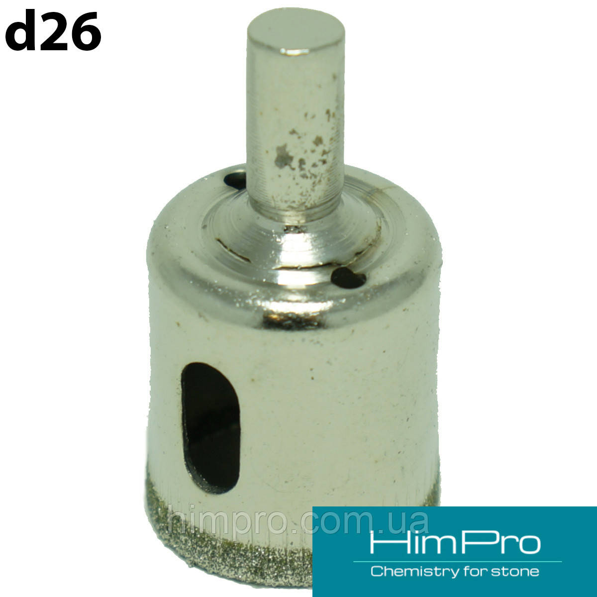 D26 Свердло для мармуру, скла