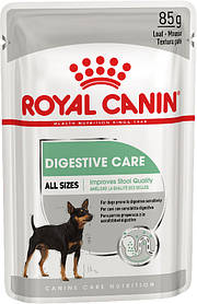 Влажный корм для собак с чувствительным пищеварением Royal Canin Digestive Care паштет 85 г
