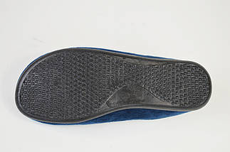 Тапочки женские Neles 534324 синие, фото 3