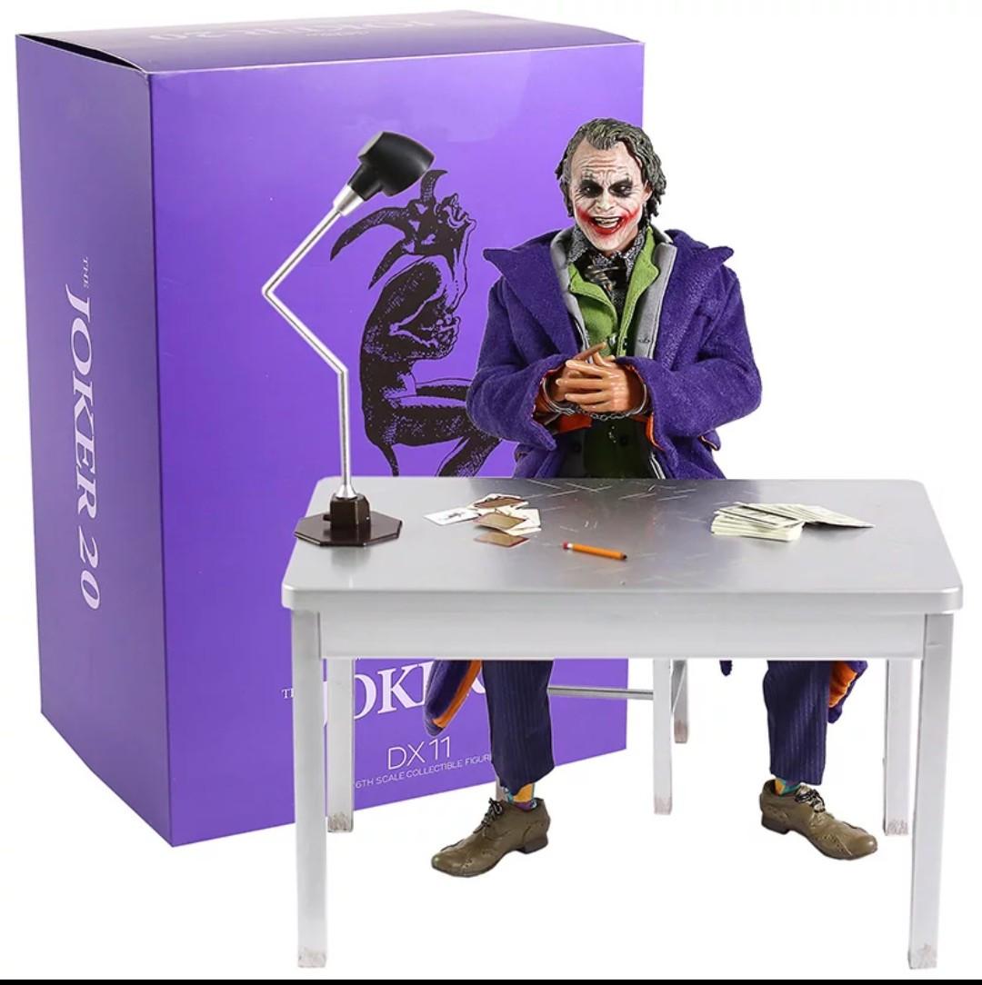 Бомба!!! Колекційна фігурка іграшка Джокер 30 см - The Dark Knight Joker 30 см