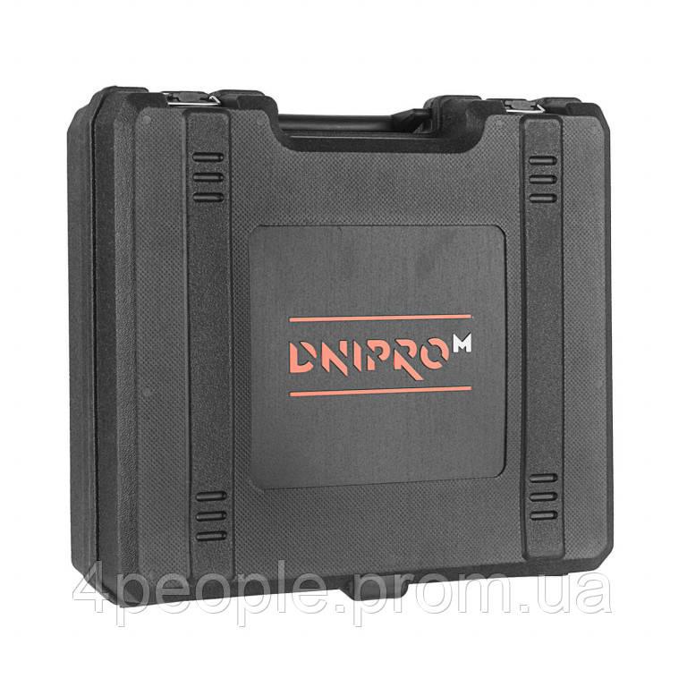 Кейс пластиковый к УШМ Dnipro-M DGA-200BC ULTRA|СКИДКА ДО 10%|ЗВОНИТЕ