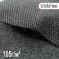 Дублерин клеевой SNT N108/11 105гр/м2 чёрный