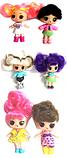 Детский игровой набор из кукл лол, фото 2
