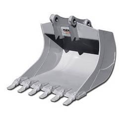 Стандартный ковш для экскаватора Menzi Muck M5 (600 мм)