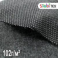 Дублерин клеевой SNT N105/11 102гр/м2 чёрный