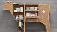 Кухонная мебель из фанеры