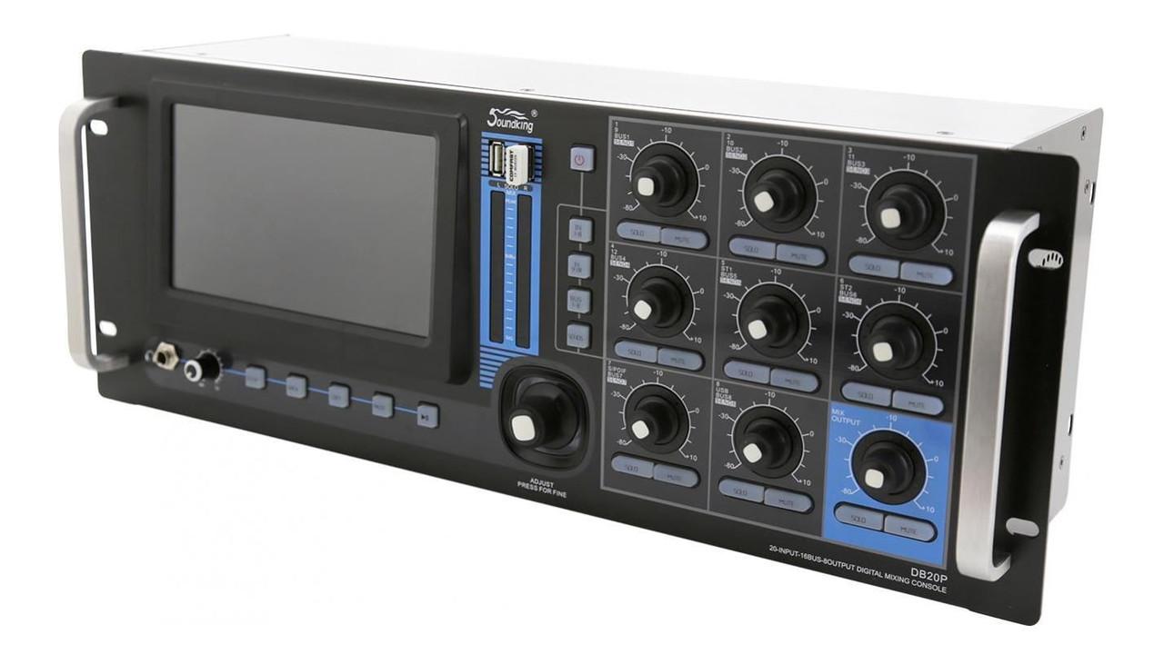 Цифровий мікшерний пульт SOUNDKING DB20P
