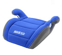 Детское автокресло бустер Sparco F100K BOOSTER 15-36kg blue, фото 1