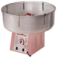 Аппарат для приготовления сахарной ваты Floss Boss 4kg/h., алюм. ловитель