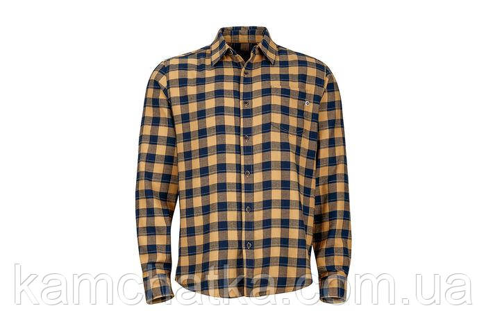 Рубашка Marmot Men's Bodega Flannel LS Сhamois (7954), XL