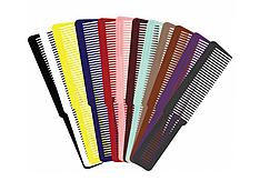 Набор плоских цветных расчесок Wahl Colored Flat Top, 12 шт. (03206-200)