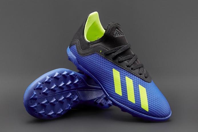 Детские сороконожки adidas X Tango 18.3 TF Оригинал ( ар. DB2422)