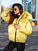 Куртка  зимняя, холлофайбер 42, 44, 46, фото 4