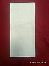 Куверт (конверт)  на 3 прибора , ткань Мати белый рис. 1812.