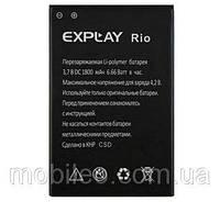 Аккумулятор акб ориг. к-во Explay Rio | Rio Play, 1800mAh