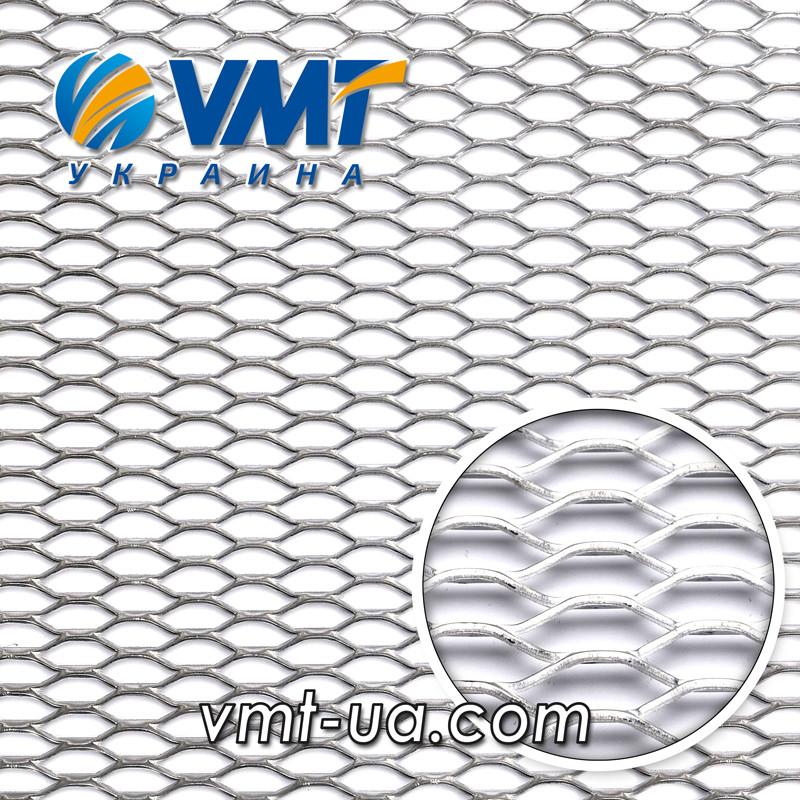 Алюминиевая просечно-вытяжная сетка 9530TEAM
