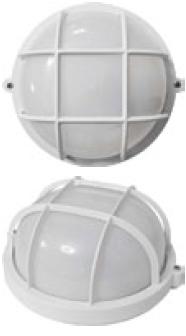 Светильник Ecostrum LED ПП-1051-07-1/6 (пластик/пластик) 12W IP65, 1200Lm, 6000K