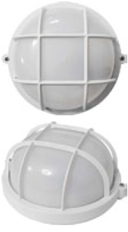 Светильник Ecostrum LED ПП-1051-07-1/6 (пластик/пластик) 12W IP65, 1200Lm, 6000K, фото 2