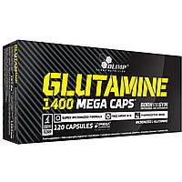 Glutamine Mega Caps 1400 Olimp 120 кап