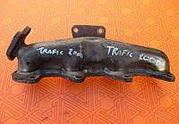 Колектор Renault Trafic 2.0 dci.  Рено Трафик.