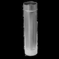 Труба Ф120 из оцинкованной стали 0,5мм  1метр