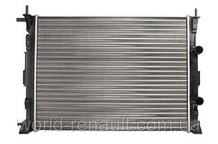 Радиатор системы охлаждения на Рено Сценик II 1.5dci, 1.6i 16V, 1.4i 16V, 1.9dc / THERMOTEC D7R017TT