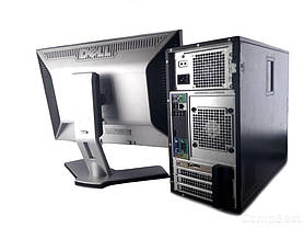 "Dell OptiPlex 790 MT / Intel Core i5-2400 (4 ядра по 3.10-3.40GHz) / 8 GB DDR3 / 500 GB HDD / AMD Radeon HD7500 1 GB + Монитор Dell 2208WFP / 22"", фото 3"