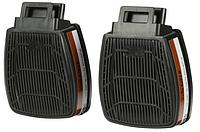 Фильтр 3М D8095 A2P3 Secure Click с двойным потоком