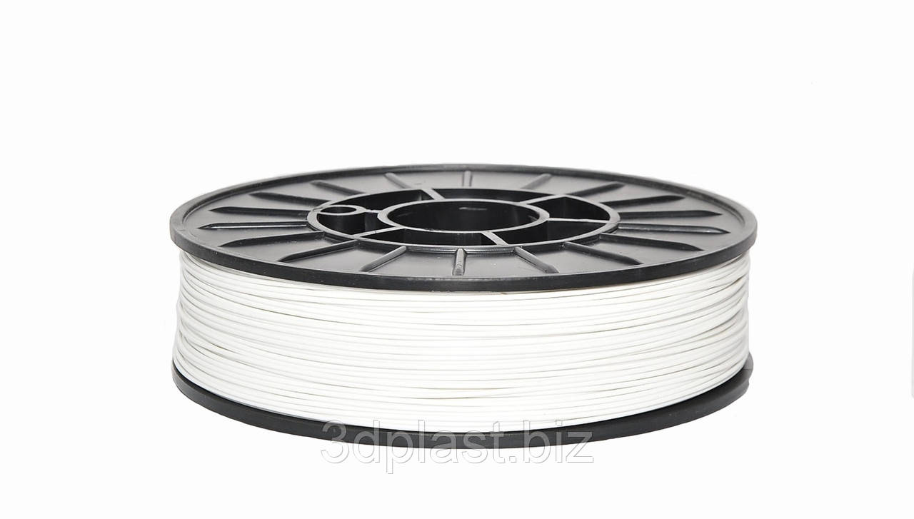 ЭКО CoPET (PETg)  пластик для 3D печати,1.75 мм 3 кг, белый