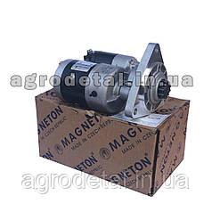 Стартер редукторный MAGNETON 12 В, 2,7 кВт  для двигателей МТЗ-80, ЮМЗ-6, Т 16, Т 25, Т 40, погрузчики
