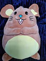Детский плед с игрушкой Мышка (1411/34)