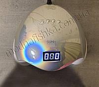 Лампа для маникюра Sun 5, 48W хамелеон золотистый