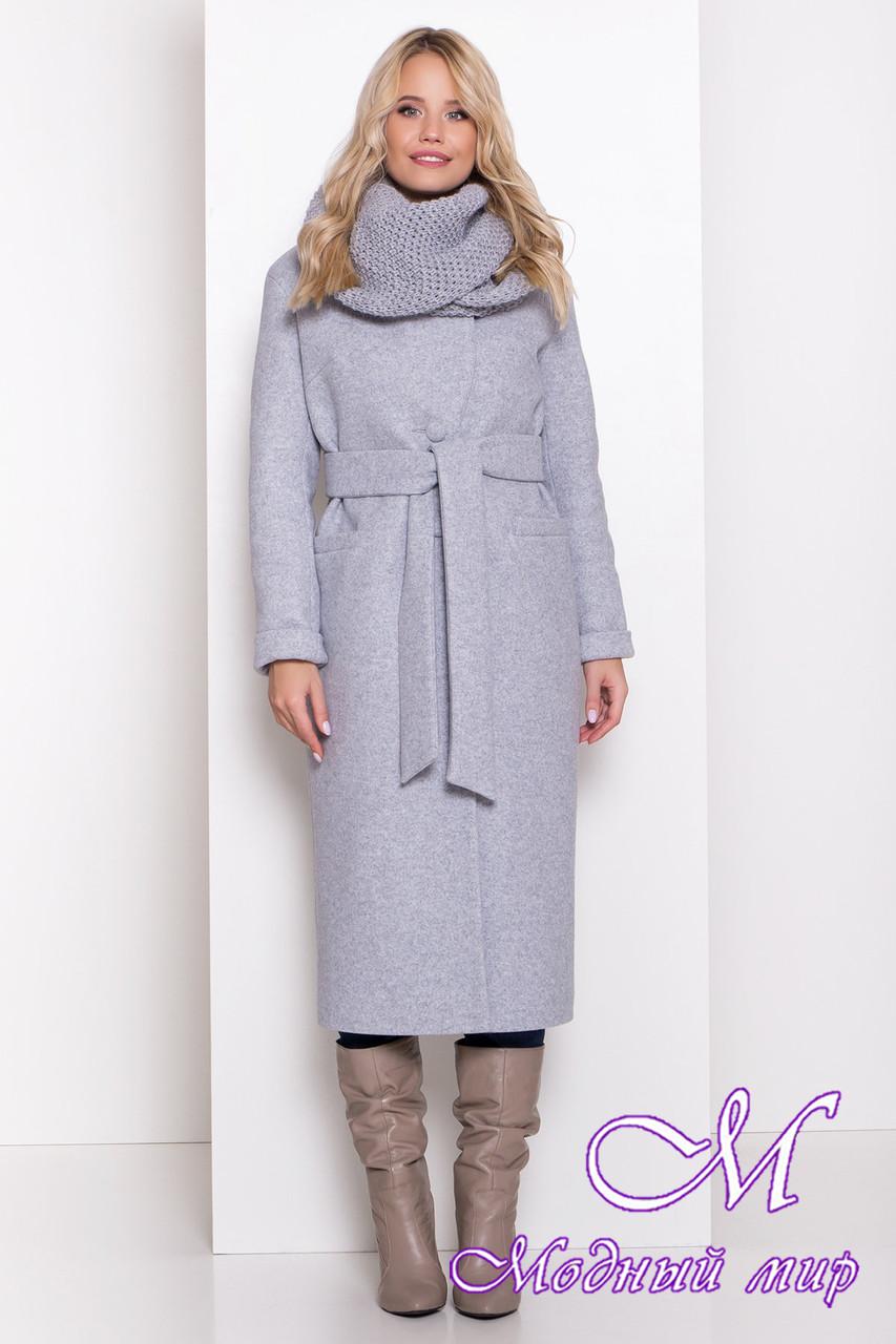 Теплое женское зимнее пальто (р. S, М, L) арт. В-83-45/44507