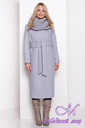 Теплое женское зимнее пальто (р. S, М, L) арт. В-83-45/44507, фото 2