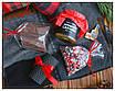"""Подарочный набор """"Красный стиль с виски"""", фото 6"""