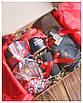 """Подарочный набор """"Красный стиль с виски"""", фото 9"""