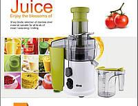 Соковыжималка для твёрдых фруктов и овощей DSP KJ 3031