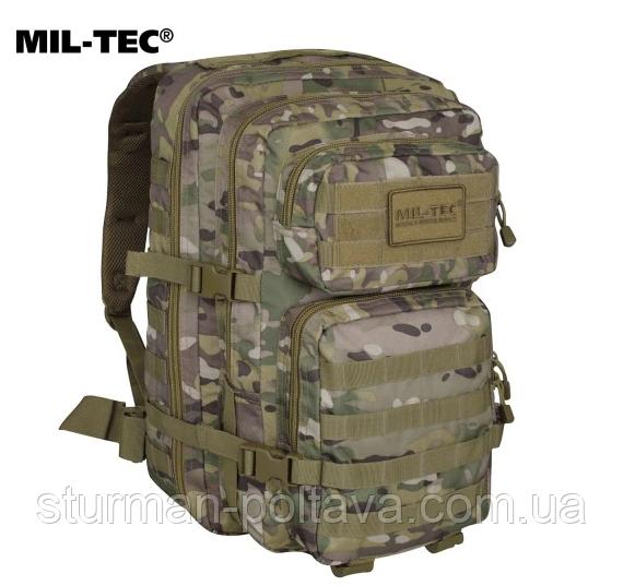 Рюкзак тактический  ASSAULT (L-36) мультикам  Mil-tec Германия