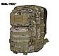 Рюкзак тактический  ASSAULT (L-36) мультикам  Mil-tec Германия, фото 3