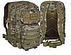 Рюкзак тактический  ASSAULT (L-36) мультикам  Mil-tec Германия, фото 6