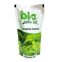 Крем-мило Bio naturell зелений чай 500мл