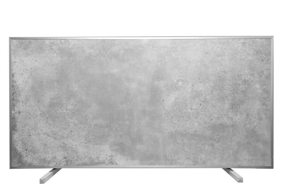 Панель нагревательная керамическая ECOTEPLO LION 1200ME / 1200 Вт / 120 х 60 см / серая / обогрев 12 - 20 м²