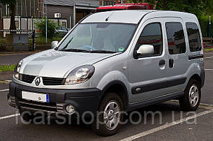 Стекло Renault Kangoo I 97-08 Переднее салона Левое LG