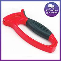 Точилка для ножей Lansky Deluxe Quick Edge Tungsten Carbide LNLSTCN