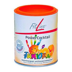 Джуниор для детей Junior Power Cocktail в банке 210г