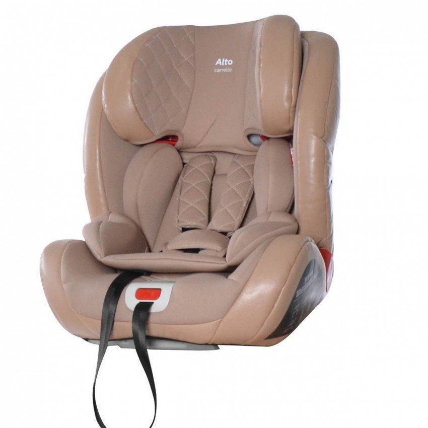 Автокресло трансформер CARRELLO Alto CRL-11805 ISOFIX Biege Lion 9-36 кг