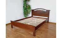Кровать деревянная КРОВАТЬ Центр Фантазия 2 сосна, ольха